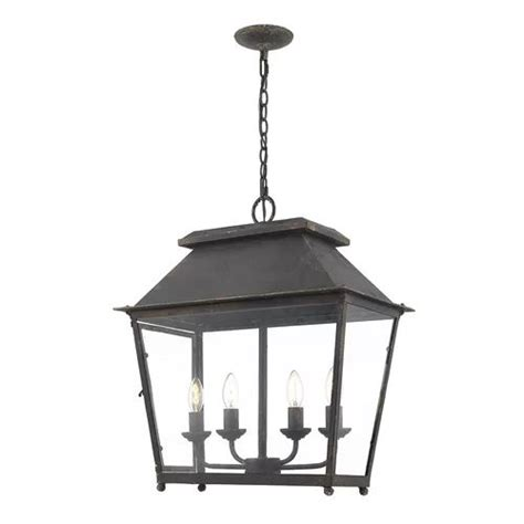 Halesworth 4-Light Lantern Pendant In 2019  Campbell