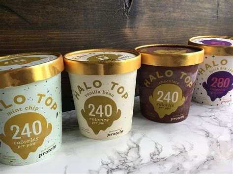 Halo Top Ice Cream Ketogenic