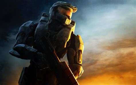 Halo Background