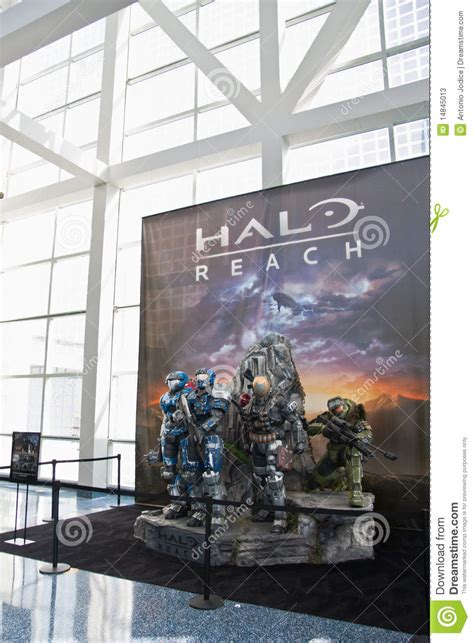 Halo Reach Stock-Photo