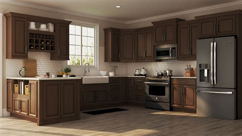 Hampton Bay - Kitchen Cabinets - Kitchen - The Home Depot.