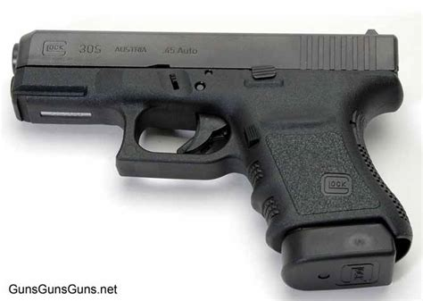 Handgun Review The Glock 30s  Gungunsguns Net.