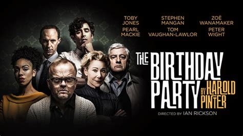 Harold Pinter the Birthday Party