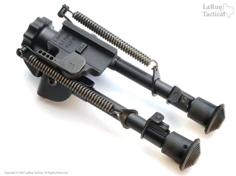 Harris Bipod Brm-S And Lt706 Qd Swivel Mount Combo - Larue .