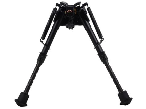 Harris Bipod S-Brm - 6 To 9 With Leg Notch Swivel Mount .