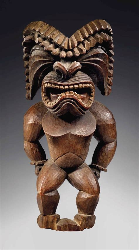 Hawaiian War God Statue That Billionaire Bought For $7 Million Could.