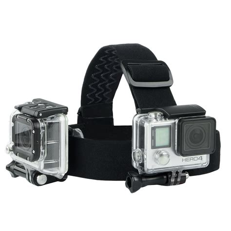 Product-Brownell Head Strap Mount W/ Quick Clip Gopro.