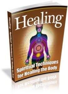 [pdf] Healing - Spiritual Techniques For Healing The Body Plr Ebook.