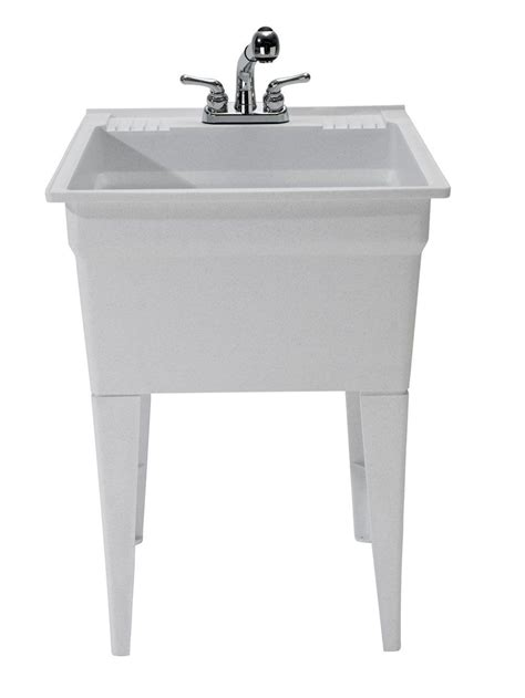 Heavy-Duty Sink   Fully Loaded Sink Kit - Cashel Llc