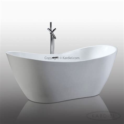 Helixbath Theadelphia Freestanding Acrylic Bathtub 71 .