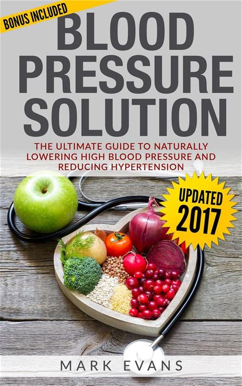 @ High Blood Pressure   Natural Solutions For Lowering Your .