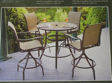 High Top Patio Furniture On Sale