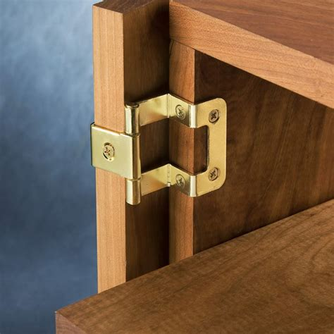 Hinges For Overlay Doors