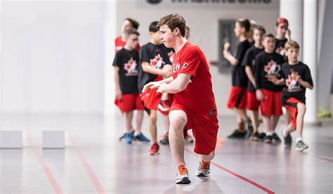 Hockey Canada Skill Development Off-Ice Training.