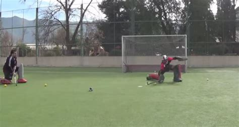 Hockey Training Designed Specifically For Goalies Stack.