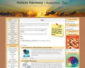 [click]holistic Harmony Network - Video Dailymotion.