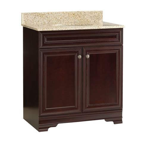 Home Decorators Collection Grafton 31 In Granite Vanity .