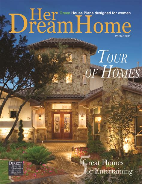 Home Plans And More Magazine