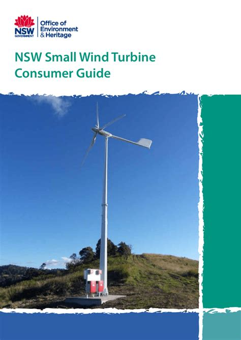 Home Wind Power: A Consumer Guide - Wsj.