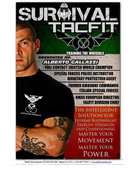 [click]home Of The Tacfit Survival - Rmax International.