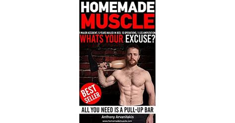 [pdf] Homemade Muscle - Get Strong  Lean Without Going To The Gym.