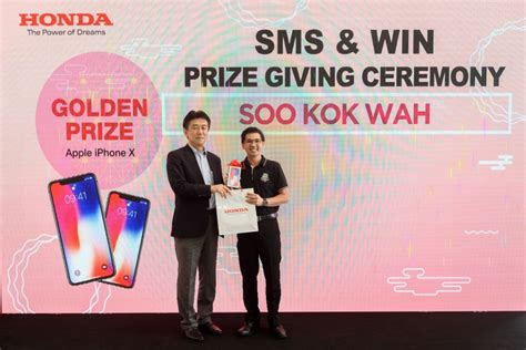 [pdf] Honda 2018 Chinese New Year Sms  Win Contest Terms .