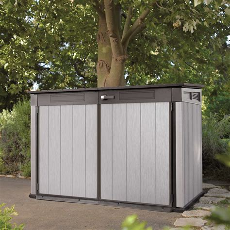 Horizontal Storage Shed  Keter.