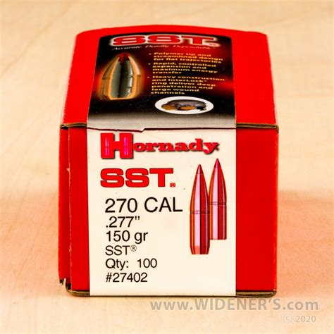 Hornady Bullets - For Sale At Widener S Reloading.