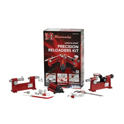 Hornady Lock-N-Load Precision Reloaders Accessories Kit .