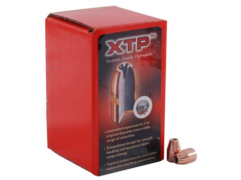Hornady Xtp Bullets - Frontiermuzzleloading Com.