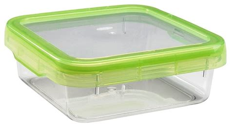 Hot Sale Oxo Gg Locktop Container Rectangle 660ml Green.