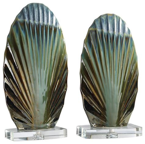 Hot Sale Uttermost Chanda 2-Piece Sculpture Set.