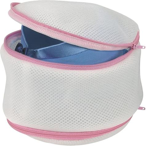 Household Essentials 124 Laundry Bra Wash Bag  2 Sided .