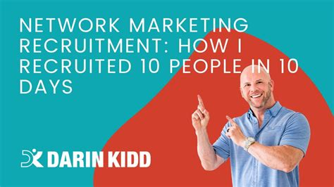[click]how I Recruited 10 People In 10 Days In My Network Marketing Business.