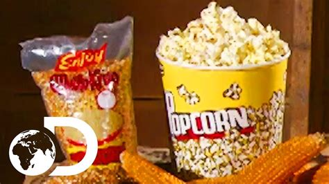 How Its Made, Popcorn. - Youtube.