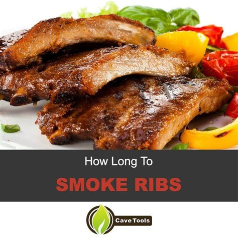 How Long To Smoke Ribs - Grill Master University.
