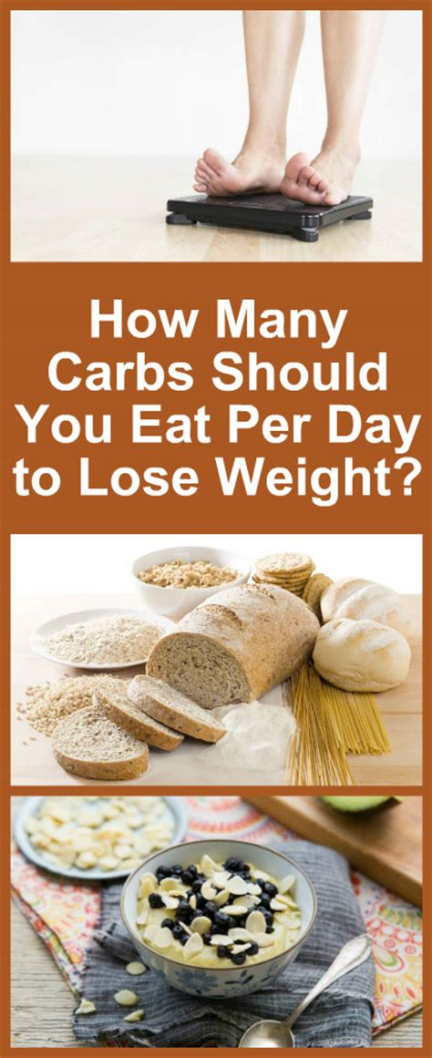 How Many Carbs Should You Eat Per Day To Lose Weight?.