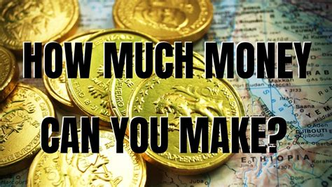 How Much Money Can You Make From Forex Trading?.