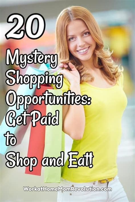 How Mystery Shopping Pays You & Gives You Free Stuff Too!.