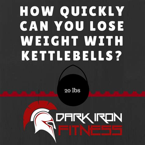 How Quickly Can You Lose Weight With Kettlebells?.