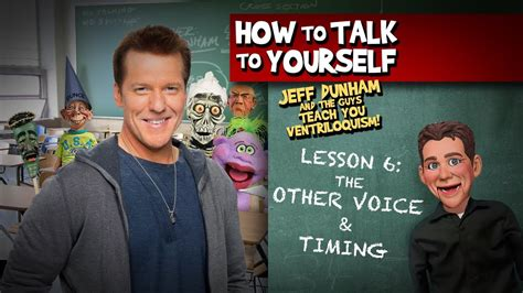 [click]how To Be A Ventriloquist Lesson 1  Jeff Dunham.