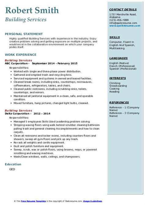 Constructing a resume format LiveCareer