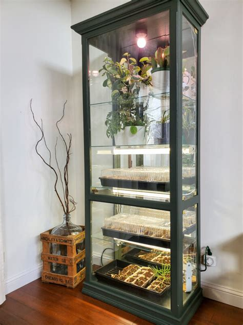 How To Build A Curio Cabinet