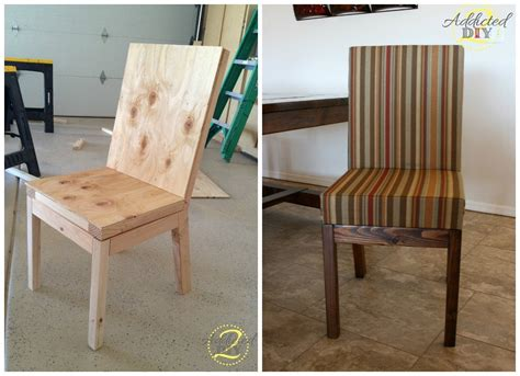 How To Build A Dining Chair
