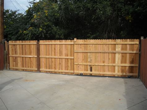 How To Build A Wood Driveway Gate