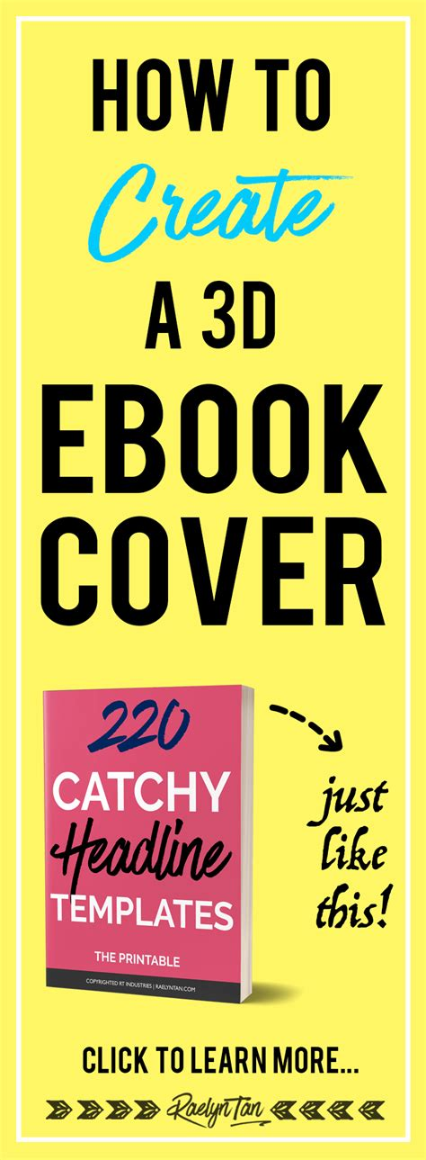 @ How To Create Ebook 3d Covers Free In 3 Minutes.