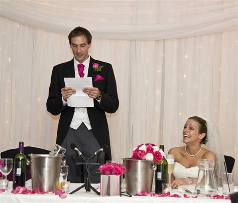 @ How To Deliver A Killer Wedding Speech  Gogroom.