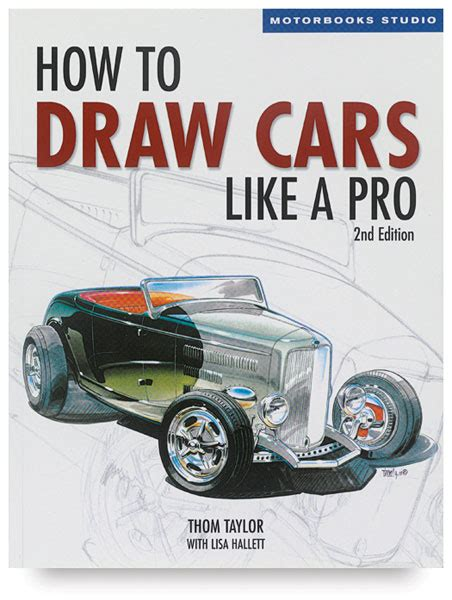 [pdf] How To Draw Cars Like A Pro 2nd Edition.