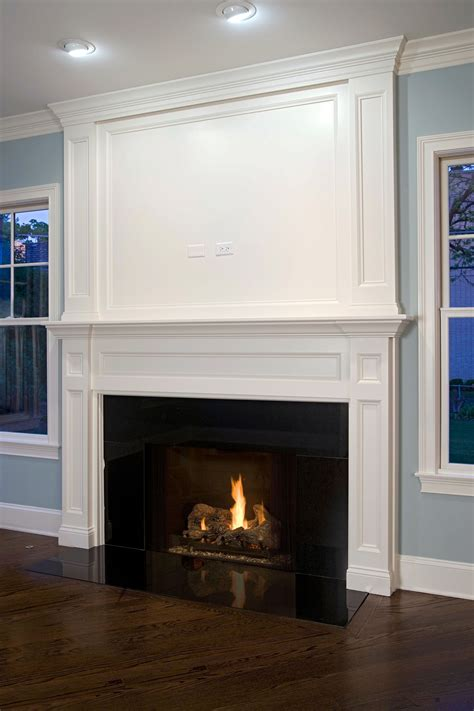 How To Fireplace Surround