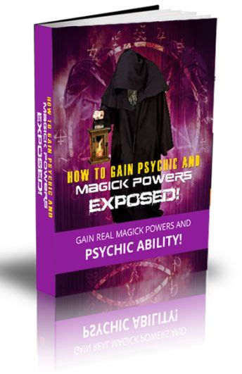 @ How To Gain Psychic And Magick Powers Exposed By Dreaming .